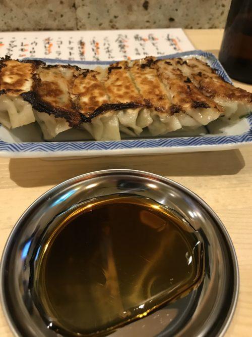 田中トリオ 餃子