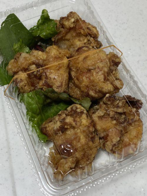 田中んちパート2 鶏唐揚げ
